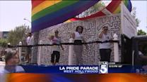 LGBT Pride on Parade in West Hollywood