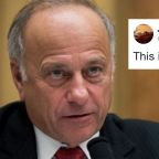 Journalists Slam NBC After They Asked Staffers To Avoid Calling Steve King Racist