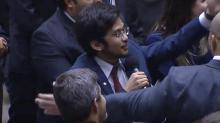 Deputados fazem piada após assessores do PT vencerem bolão da Mega-Sena; assista