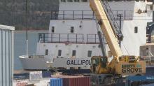 Burry's Shipyard deemed bankrupt, mayor hopes for sale