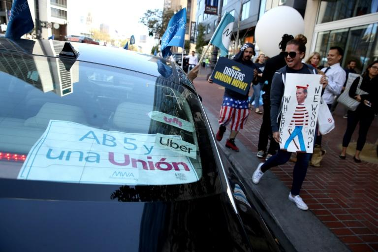 California Governor signs landmark gig-worker bill