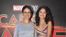 Sandra Annenberg e filha impressionam com semelhança