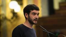 Bustinduy renuncia a ser el candidato de Podemos a las europeas