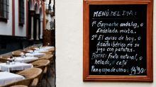 Así surgió el menú del día como invento de la dictadura de Franco para el turismo