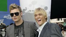 Aaron Carter speaks out after brother Nick has restraining order against him extended for a year