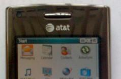 Samsung Propel Pro in the wild, caught on camera