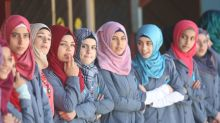 New school offers education 'salvation' for Syrian girls in Lebanon