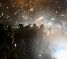 220 wounded as Lebanon protesters clash with police