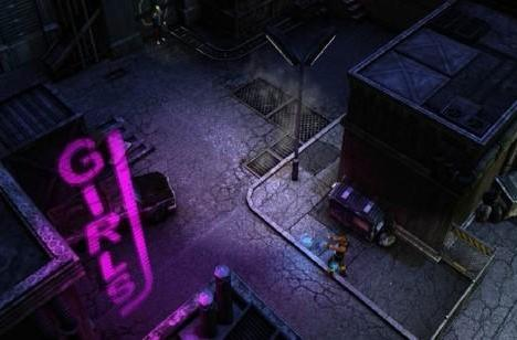 Introducing Shadowrun Online
