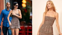 Kendall Jenner steps out in $259 mini from this celebrity-favourite brand