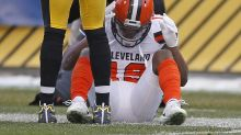 Hue better believe it: Browns become second NFL team to go 0-16