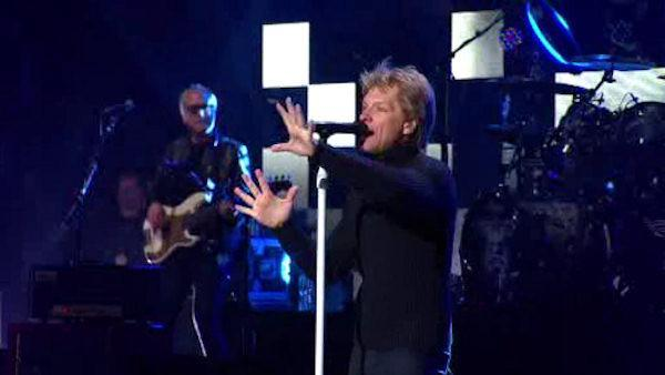 121212 Concert at Madison Square Garden