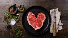 Britischer Supermarkt will Verliebte zum Valentinstag mit Steaks in Herzform verführen