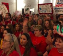 West Virginia Teachers Are Making Sure Their Students Get Fed While They're On Strike