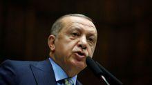 Saudi team arrived a day before Khashoggi's killing, consulate cameras removed, Erdogan says