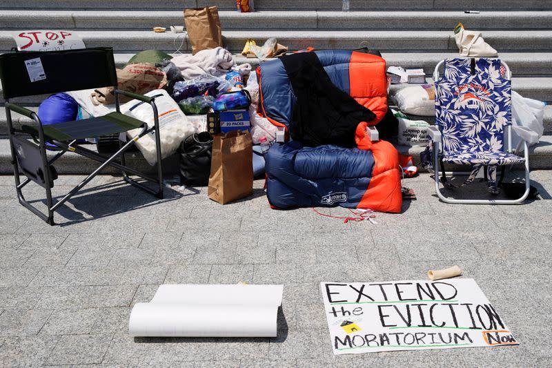 House Dems seek eviction moratorium extension
