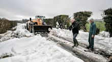 UK Weather: Country Begins To Thaw - But Ice Remains Hazardous