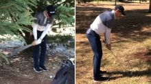 Ben Ikin's brutal introduction to life as pro golfer
