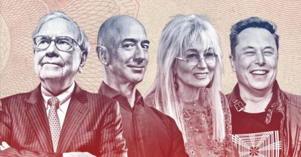 The Richest Billionaire In Every U.S. State 2021