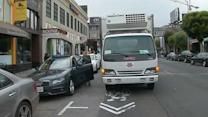 San Francisco looks to curb double-parking