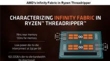 AMD's Infinity Fabric Technology inside Ryzen Threadripper Two