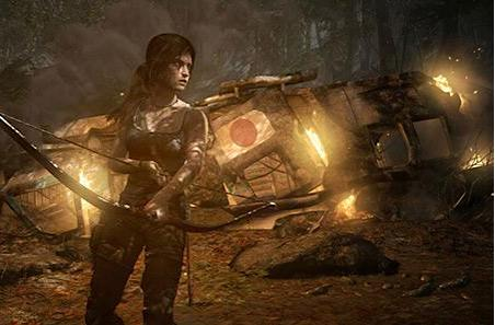 Tomb Raider prequel series revealed by Teen Wolf actor