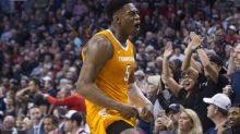 Rapidly rising Tennessee rallies past No. 1 Gonzaga for signature win