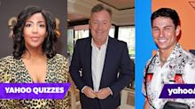 Quiz! Can you match the celebrity to the reality show they won?