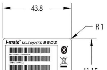 i-mate's Ultimate 8502 clears the FCC hurdle