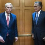 Senators race to overcome final snags in infrastructure deal