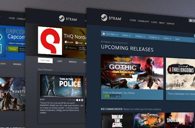 Valve explains 'progress' toward a new Steam Store content policy