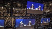 12 key moments from Berkshire Hathaway's annual shareholders meeting
