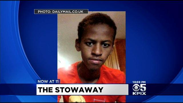 San Jose Airport Teen Stowaway Revealed, Woman Claiming To Be Mother Speaks Out