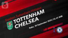 Rekor Pertemuan Tottenham vs Chelsea: Siapa Unggul di Derby London?
