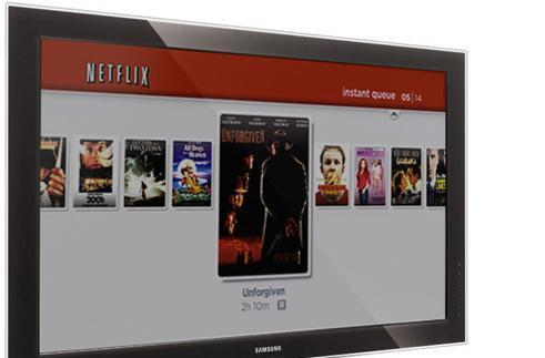 Firmware update brings HD Netflix streaming to Samsung BD-P2500 / BD-P2550 Blu-ray players