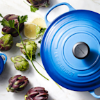 Williams Sonoma Is Having a Major Sale On Le Creuset Right Now