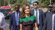 Letizia Ortiz continua si viaje de cooperación a Senegal