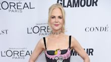 Nicole Kidman's Dress Was a Metaphor at the Glamour Women of the Year Awards