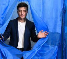 Ukraine defies anti-Semitic past with Zelensky victory
