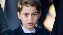 Prince George Got Upset Watching a Documentary & Prince William Had to Turn It Off