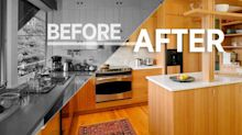 Five Stunning Before & After Kitchen Renovations