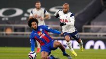 Lucas Moura: Belief key to Tottenham's pursuit of top-four Premier League finish