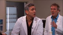 George Clooney and Hugh Laurie Unite for 'House'/'ER' Mashup