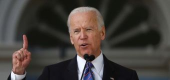 Biden on Trump: 'If we were in high school ...'