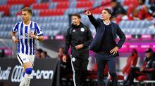Hertha BSC: Für Hertha und Trainer Labbadia gilt: Von null auf hundert