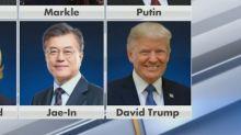 Fox News accidentally calls the president 'David' Trump