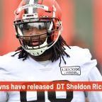 Browns release DT Sheldon Richardson
