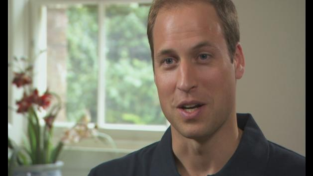 Prince William to swap armed forces for charity duties