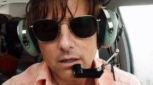 Tom Cruise meets Pablo Escobar in first American Made trailer