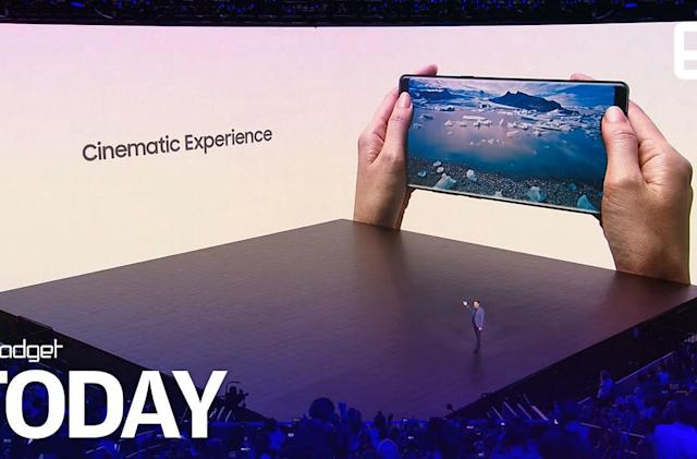 Samsung's Galaxy Note 8 packs a giant display and a smarter pen